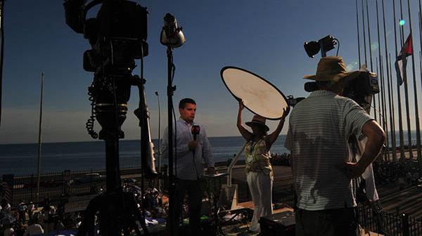 camera crewing