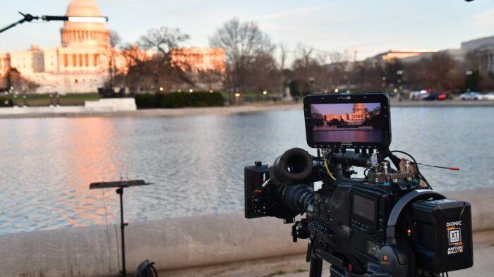 Washington DC liveshot positions